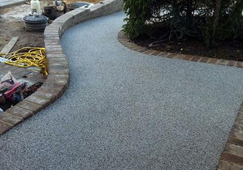 Resin Bound Surfaces, Bonded Gravel Surfaces, Bristol, Bath, Swindon