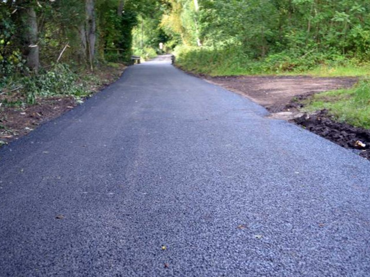Tarmac Company Bath , Thornbury Surfacing